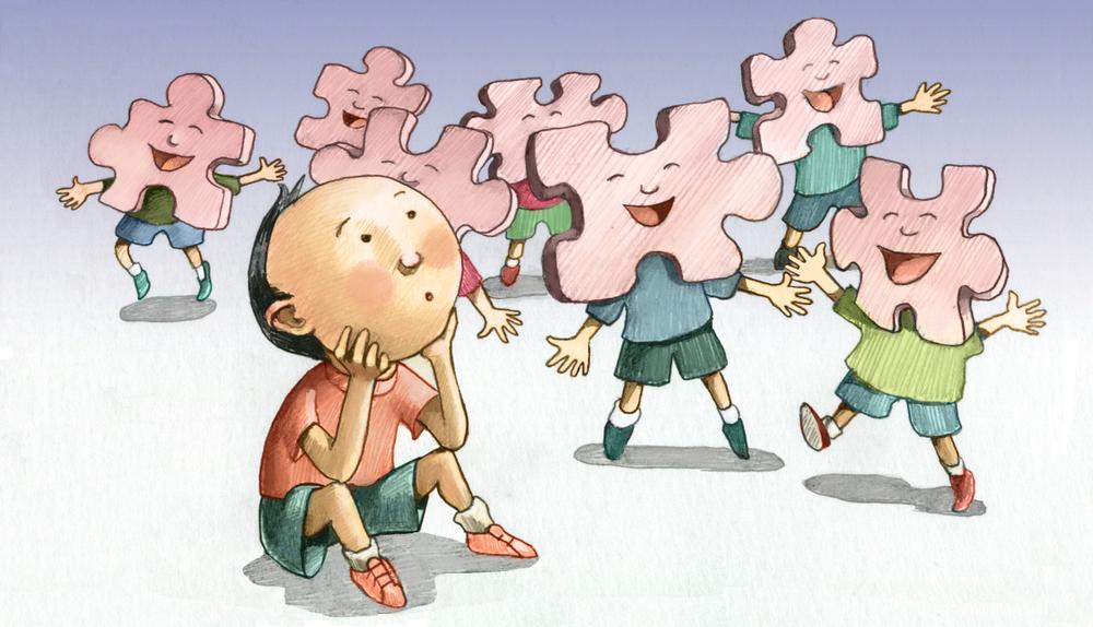 発達障がいの基礎知識。どんな種類がある?療育ってどんなこと?