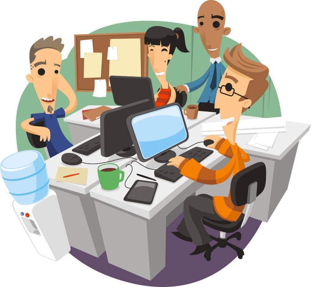 発達障がいのグレーゾーンとは?職場で周囲の人ができるサポート例って?
