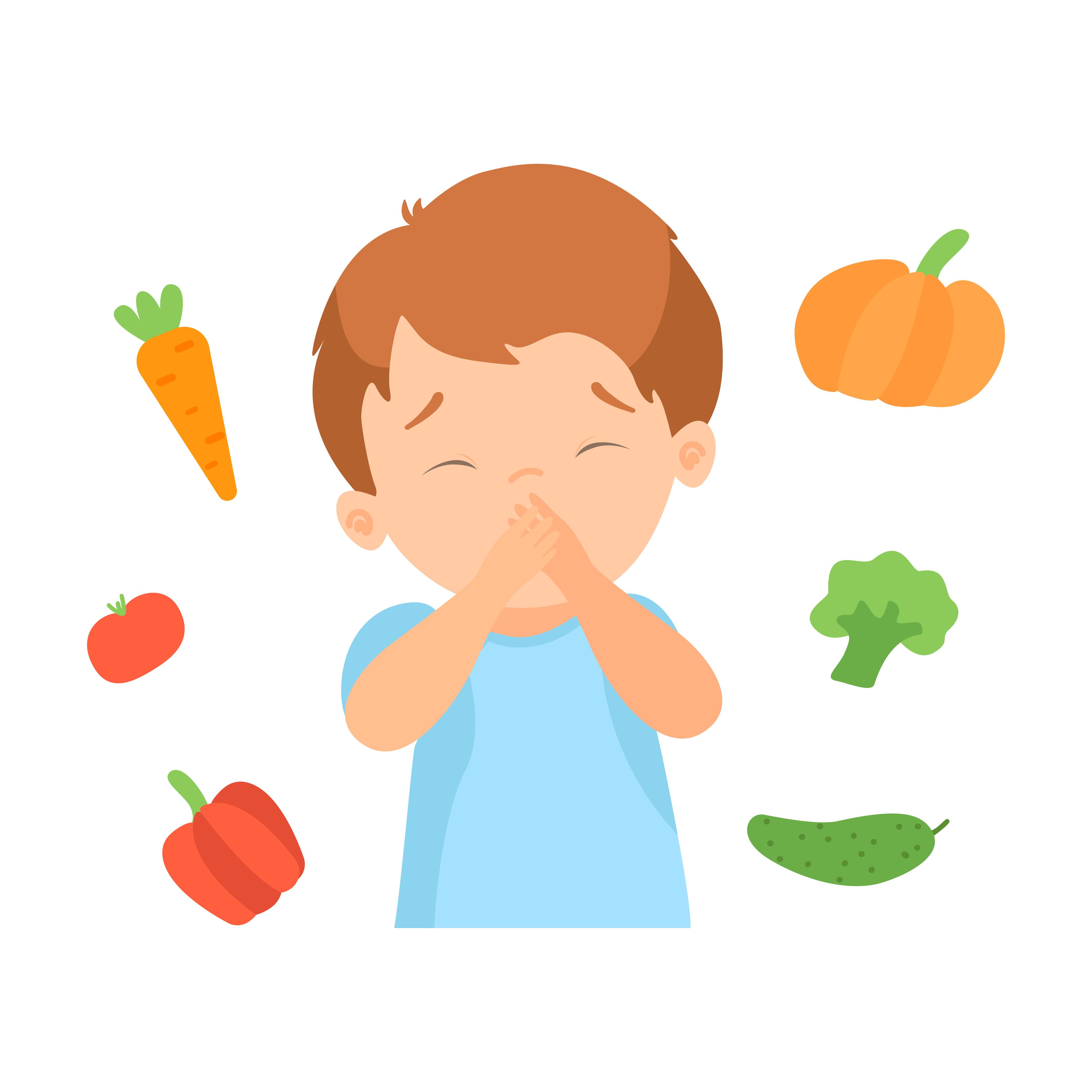 発達障がいの子どもの偏食、どうやったら改善できる?