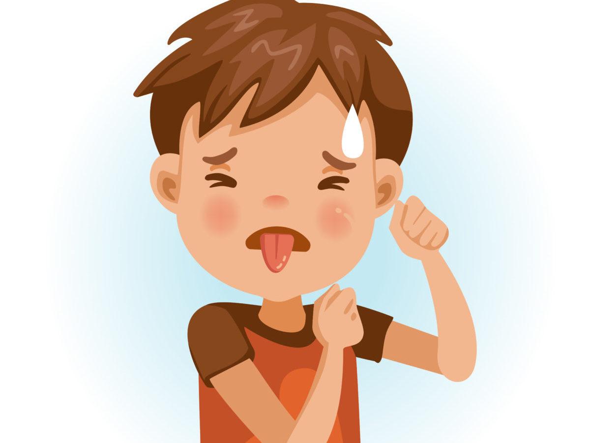 触覚過敏の子どもにはどんな特徴がある?困りごとへの対応方法とは?