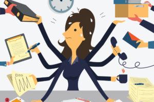 ADHDがマルチタスクが苦手なのはなぜ?
