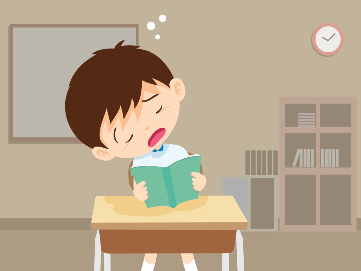 ADHDやアスペルガーの子どもに起こる眠気の特徴とは?