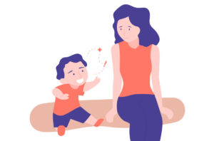 赤ちゃんが後追いしないと、本当に自閉症なの?