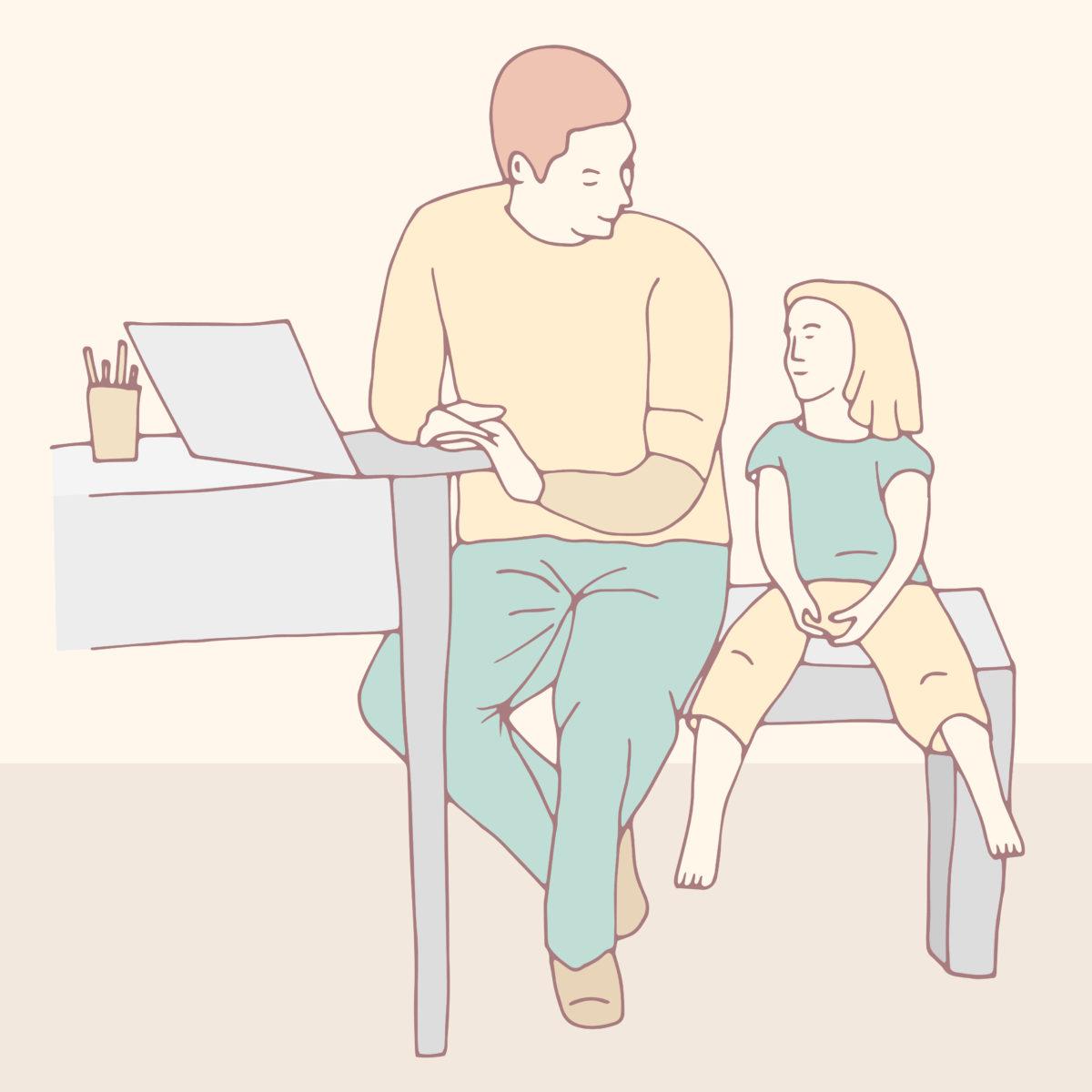 ADHDの子どもの接し方のコツとは?