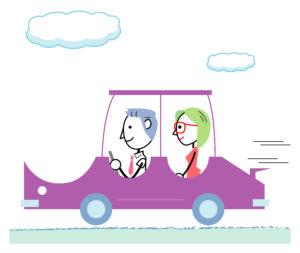 ADHDが車の運転で注意することとは?
