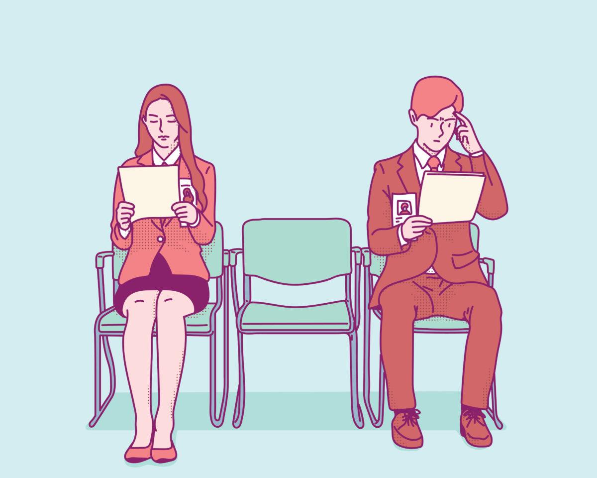 発達障がいのための就職面接で使える服装のアドバイス