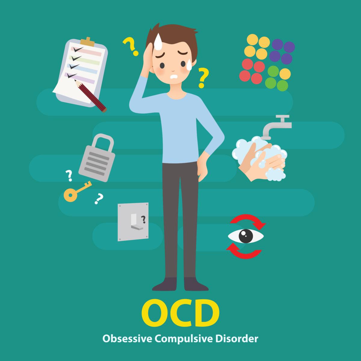発達障がいとOCD(強迫性障がい)の特徴が似てるって本当?