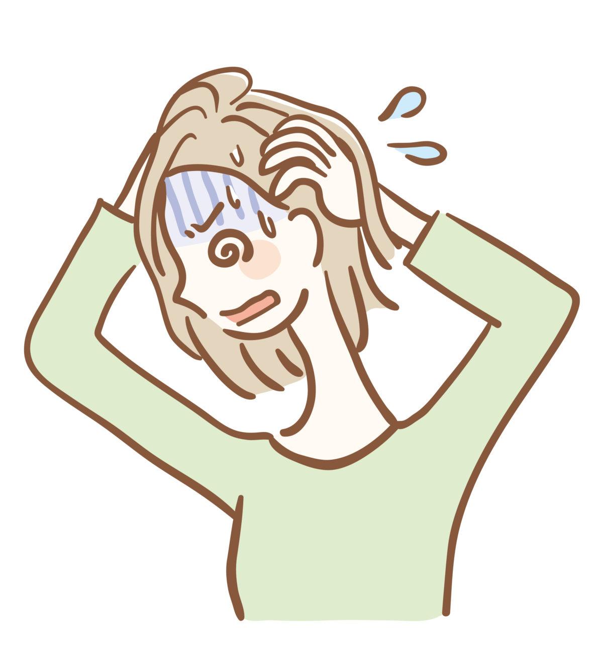 発達障がいの二次障がいによるパニック障がいの症状って?