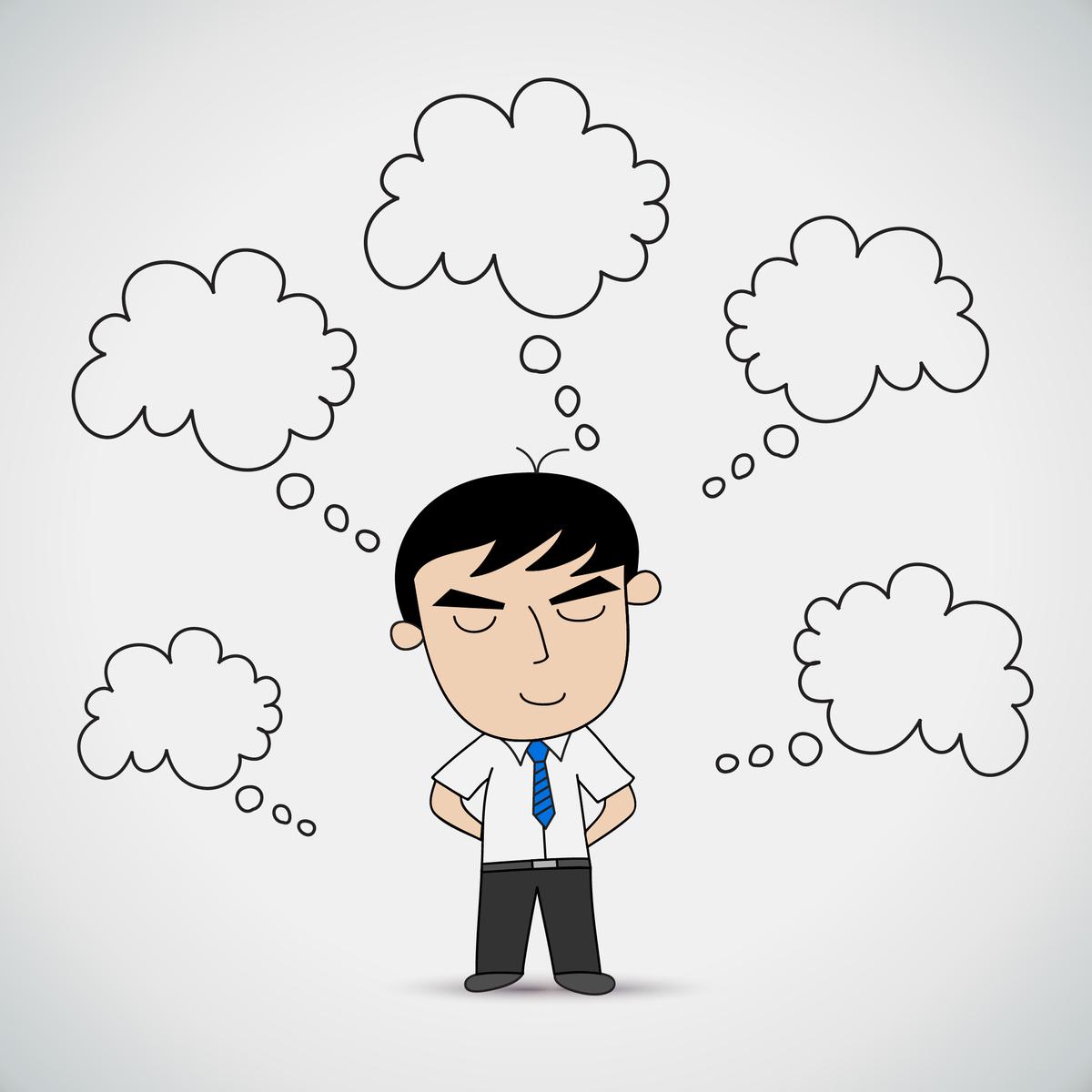 ADHDに多い「マインドワンダリング」って?