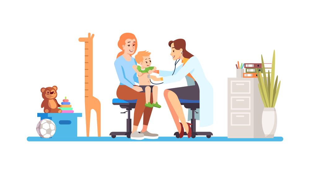 3歳児健診でわかる?子どもの発達障がいの気づきや診断の時期