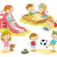 感覚統合を発達させる遊びの種類って?外遊びと室内遊びを紹介