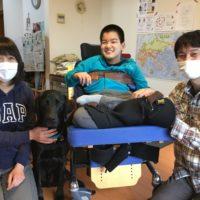 キャリアチェンジ犬と障がいを持つ家庭のマッチング「WithYouプロジェクト」って?